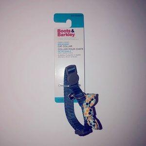 Cat Collar Breakaway Style Boots & Barkley